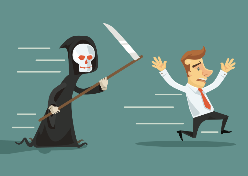 The Grim Reaper of Legal Realities - According to Danny